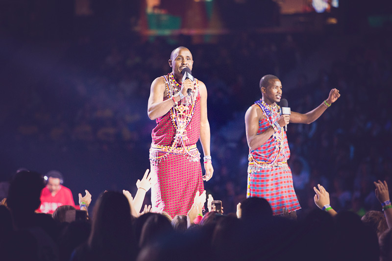 Kenyan Boys Choir